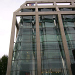 Фрагмент фасада КДВ