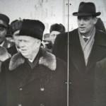 Н. Хрущев и В. Ульбрихт -1961г