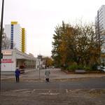 Микрорайон в восточном Берлине