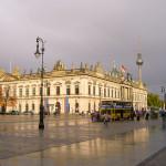 Липовая улица вид на исторический музей