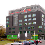 Здание Социальной службы Германии