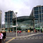 Главный вокзал Лертер в Берлине