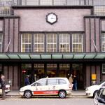 Вокзал Фридрихштрассе фрагмент