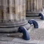 Бранденбургские ворота фрагмент