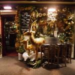 Брюссель - Кафе Золотой олень