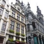 Брюссель - Королевская площадь фрагмент