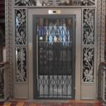 Брюссель - Музей музыкальных инструментов лифт