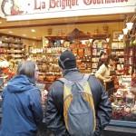 Брюссель - Царство шоколада