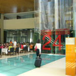 Караван Сарай лифтовой холл