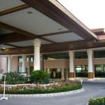 Отель Грин пэлас вход