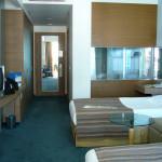 Отель Конкорд вид стандартного номера