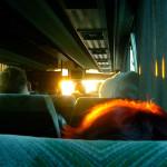 Утро в автобусе