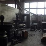На колыванском камнерезном заводе