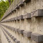 Фрагмент стены еврейского кладбища