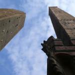 Болонья две башни