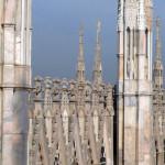 Милан собор фрагмент