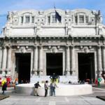 Милан центральный вокзал