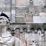 Модена памятник Гарибальди