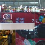 Флоренция в автобусе
