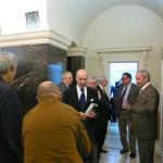 В кулуарах А. Боков новый президент СА в центре