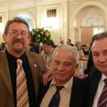 Сергей Поморов с товарищами