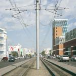 Вид со стороны ул. Короленко