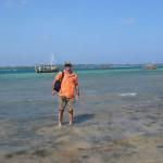 А. Деринг на острове Вассини