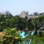 Момбаса отель