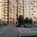 ЖД на Карбышева Москва двор