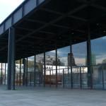 Берлин национальная галерея Мис ван дер Рое