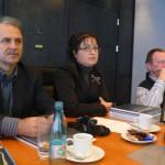 Билефельд - На встрече с руководством Шуко