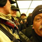 Берлин в лифте Рейхстага