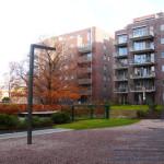 Гамбург жилой квартал