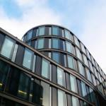 Гамбург офисное здание