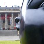 Берлин выставка скульптора Ботеги