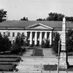 Демидовская площадь. Барнаул. Фото - Семенов С.