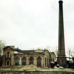Старая электростанция в Барнауле. Фото - Семенов С.