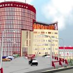 Бизнес-центр в Барнауле