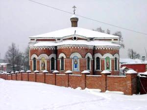 Восточный фасад. Фото 2004 г.