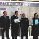 """Церемония открытия выставки """"АРХ МОСКВА"""" 2004"""