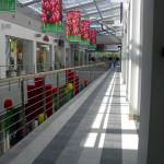 Торговый центр Аэропорт С. Киселева. Интерьер
