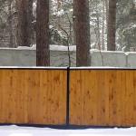 Забор за забором