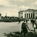 Клуб завода Трансмаш, 1956 г. Барнаул