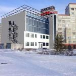Эскизный проект реконструкции бойлерной в г. Барнауле