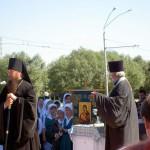 Епископ Максим и отец Александр (Войтович)