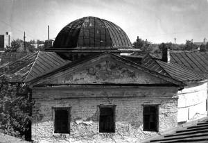 Дмитриевская Церковь, Барнаул. Фото 1989 г.