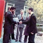 Поздравление 1 октября 1985 года