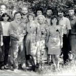 Монгольскя делегация - 1993 год