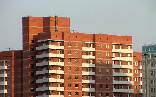 Жилой дом на ул. Балтийской, фрагмент фасада