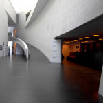 Музей Киазма. Интерьер вестибюля